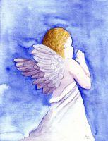Engel, Skulptur
