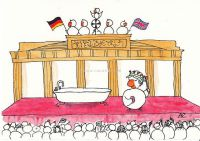 Queen's visit to Berlin