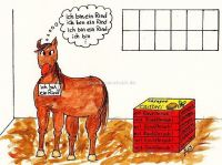 Horse lasagna